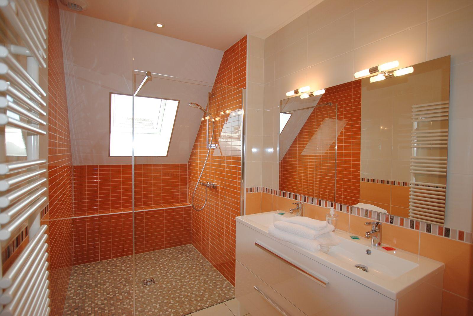 51G496 - Igny Comblizy - L'Epi Doré - Salle d'eau 1er étage