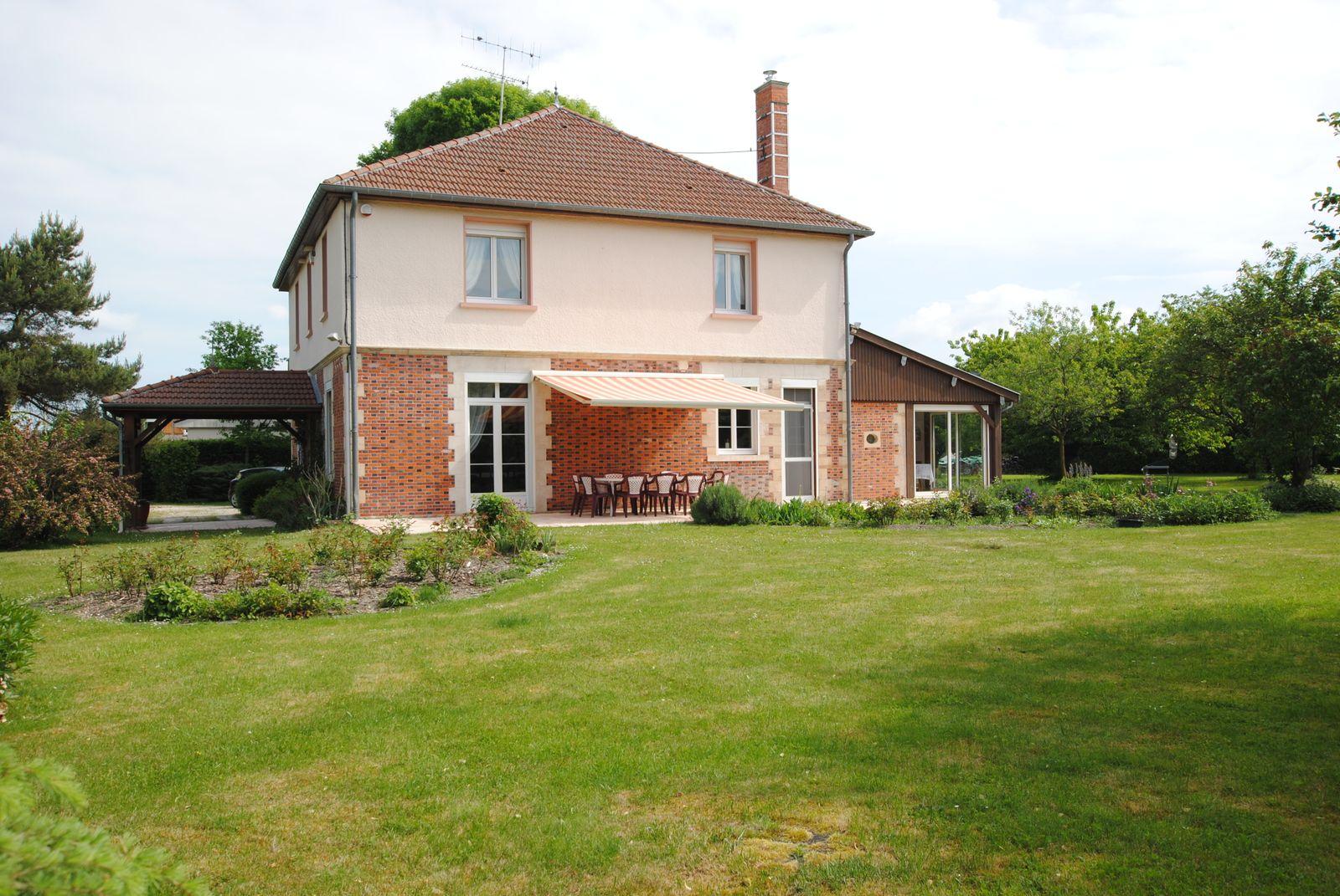 51G497 - Le Gros Chêne - Villers en Argonne - Gîtes de France Marne