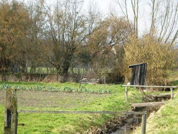 le village, les jardins