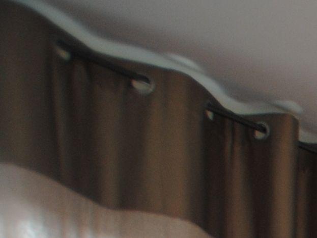 A l'étage : Chambre 4 ( 3 lits de 90/200)