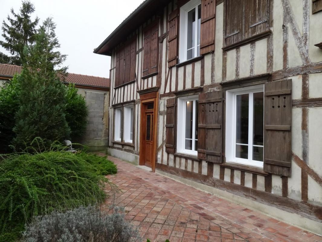 51G51186 - Brandonvillers - Le Chemin du Der - Gîtes de France Marne