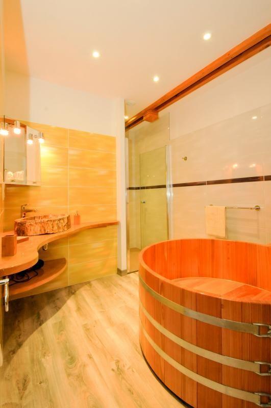 salle de bain vendangeur