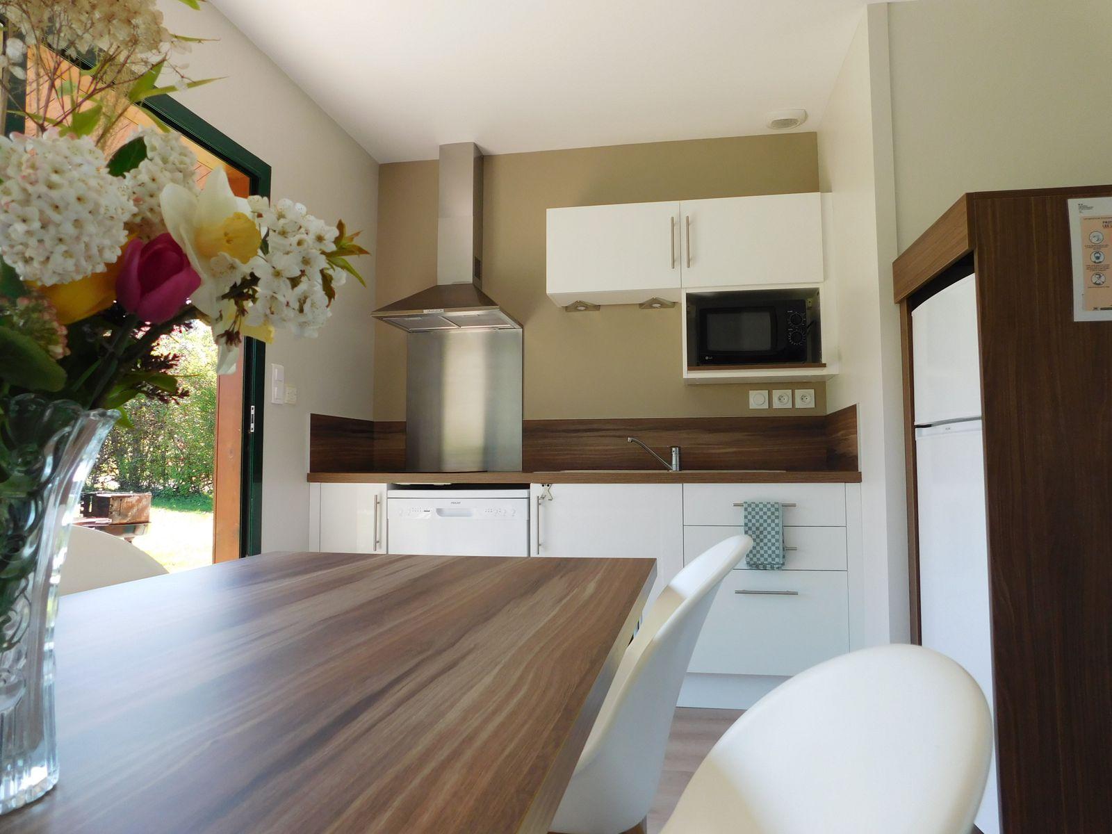 Cuisine et espace dinatoire