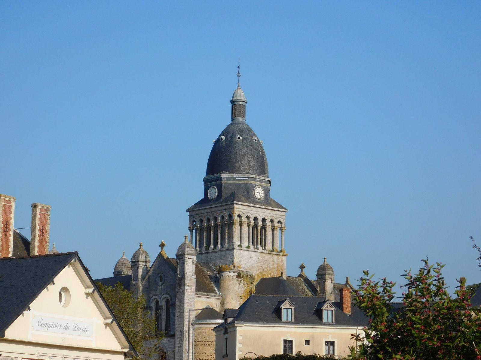 Eglise de Bouère