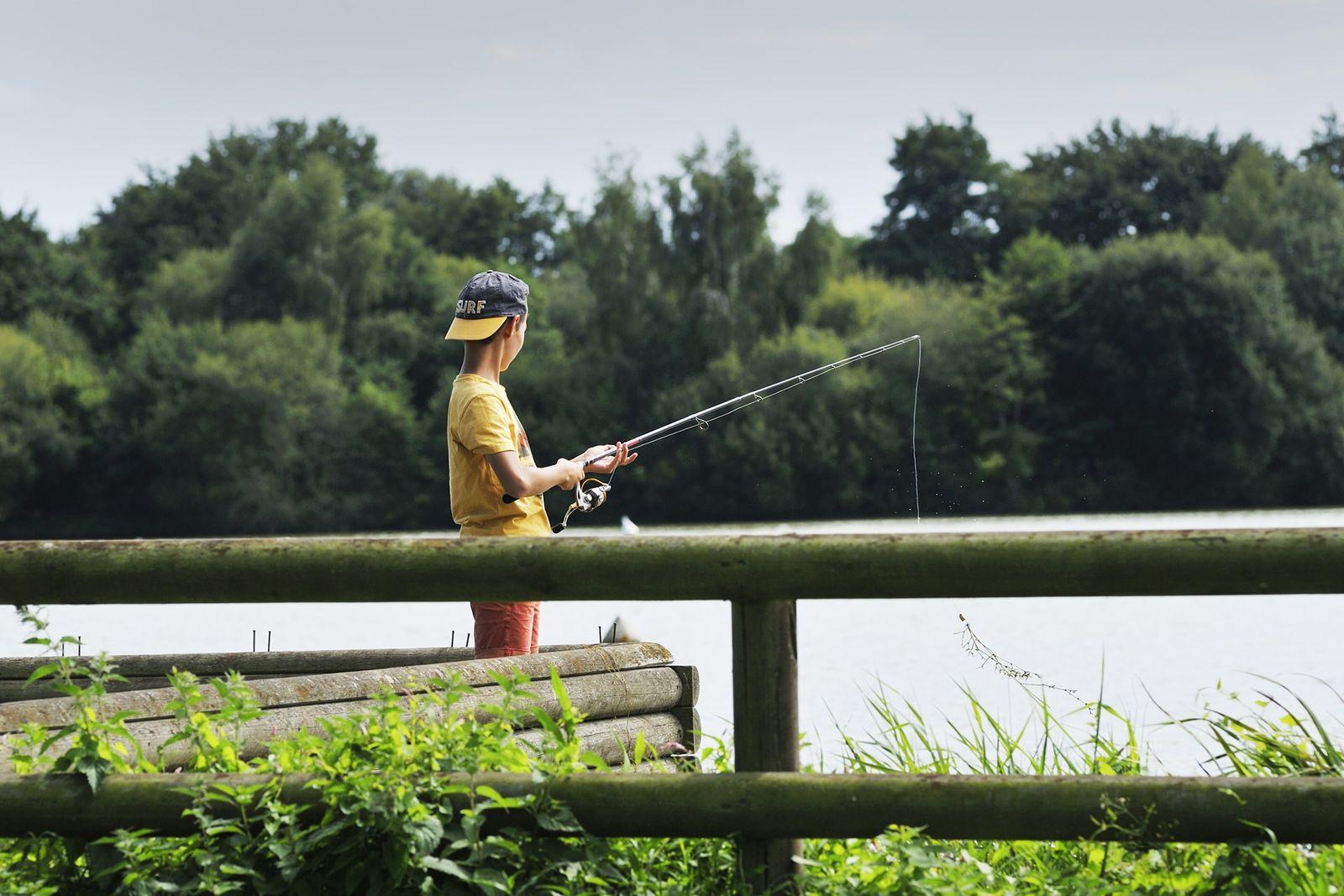 Pêche à la Rincerie