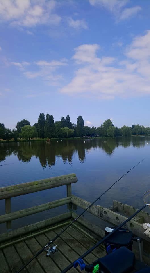 Plan d'eau zone de pêche