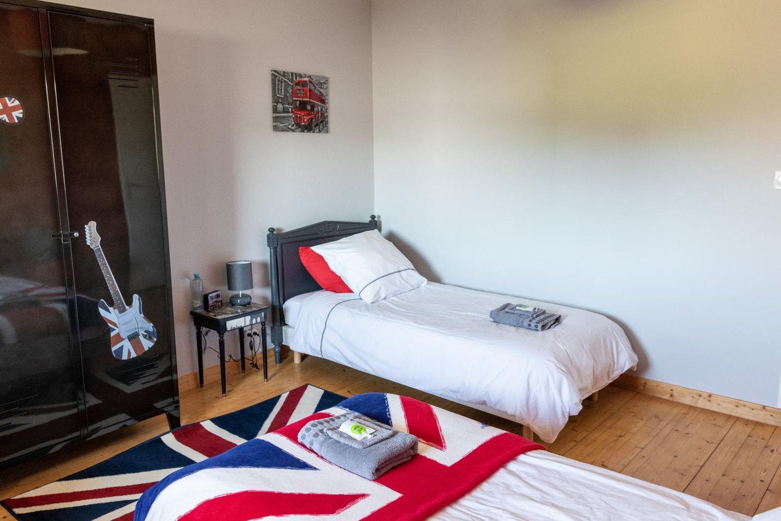 Chambre 3 so British