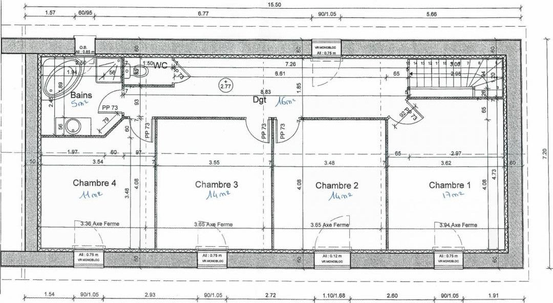 plan de l'étage : une obligation