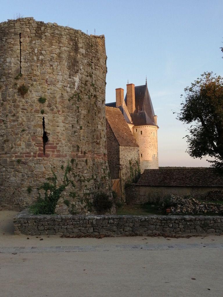 Château de Sainte-Suzanne (Mayenne 53)