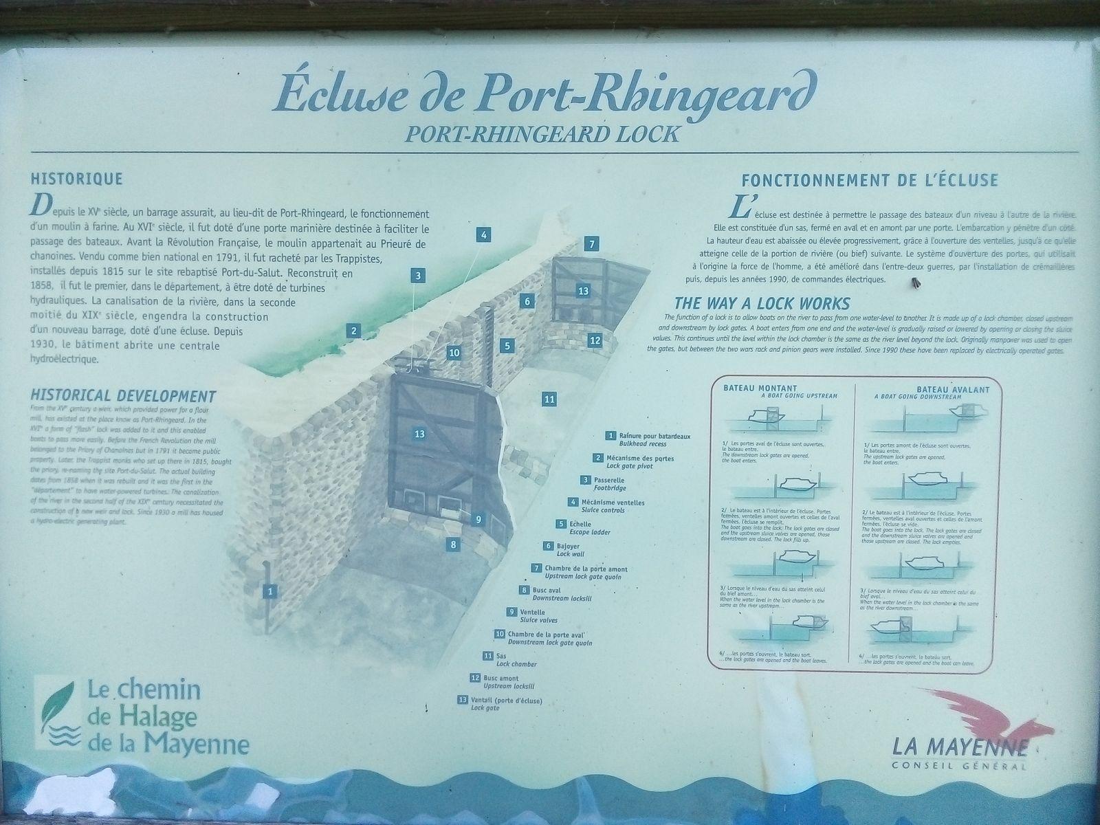 Ecluse de Port-Rhingeard