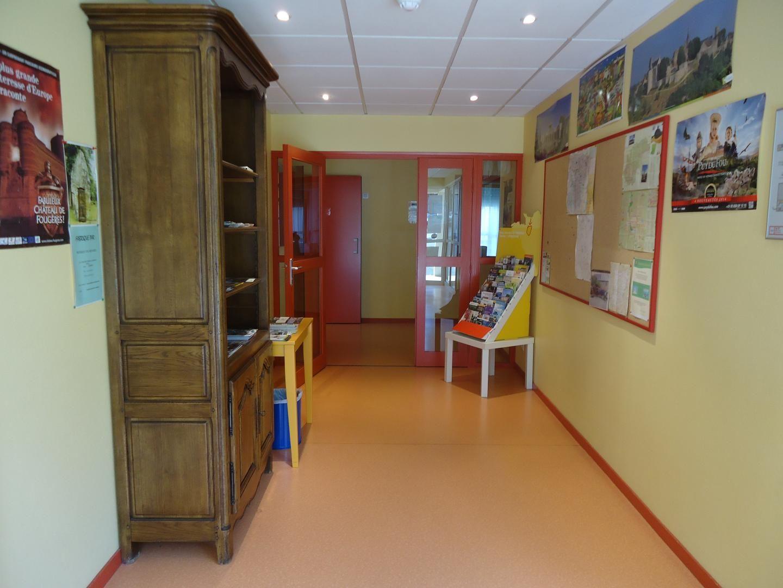 Hall d'entrée  Rez-de-chaussée