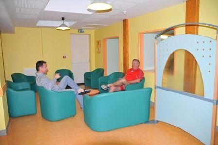 Petit salon 12 places   Rez-de-jardin-