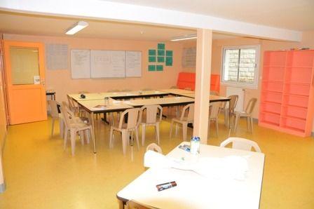 Salle de travail  Entre-sol