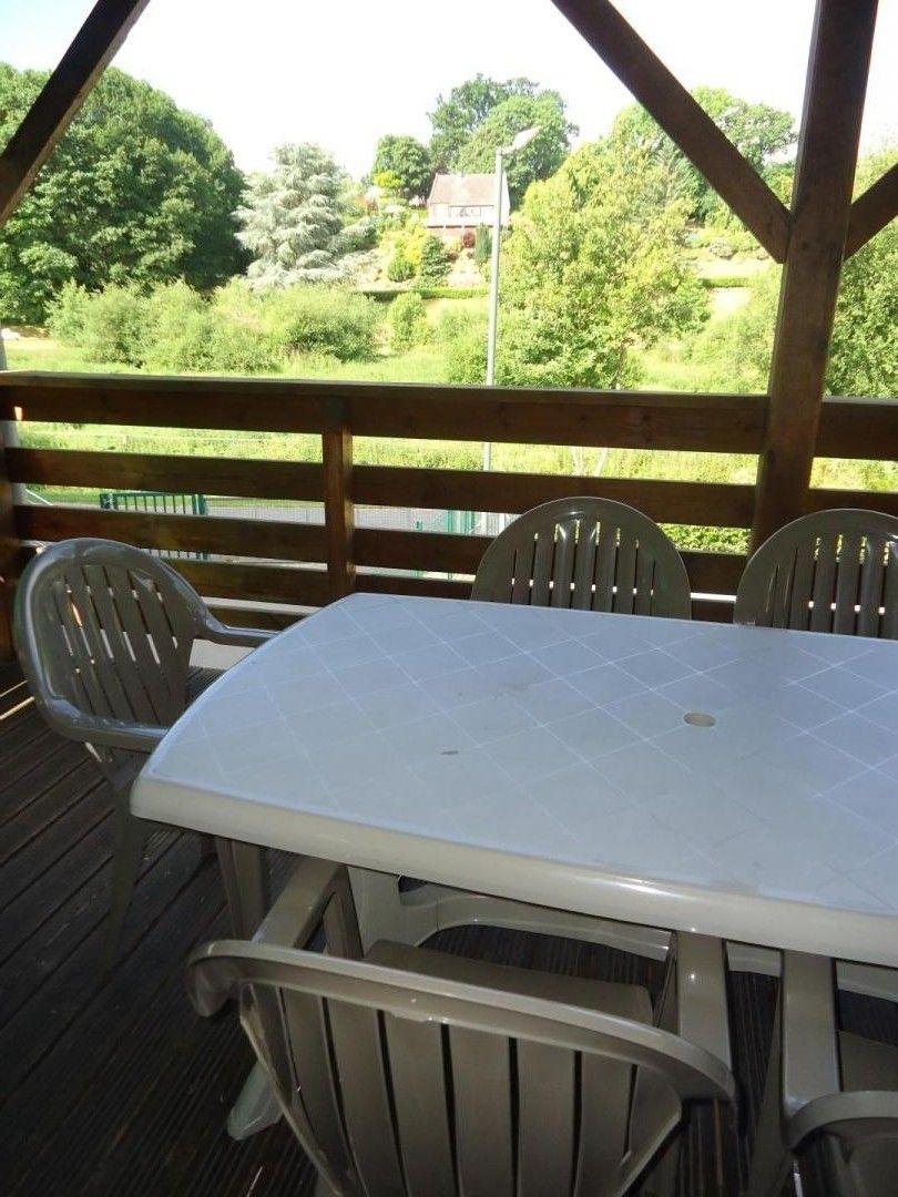 Terrasse - salon de jardin Rez-de-jardin