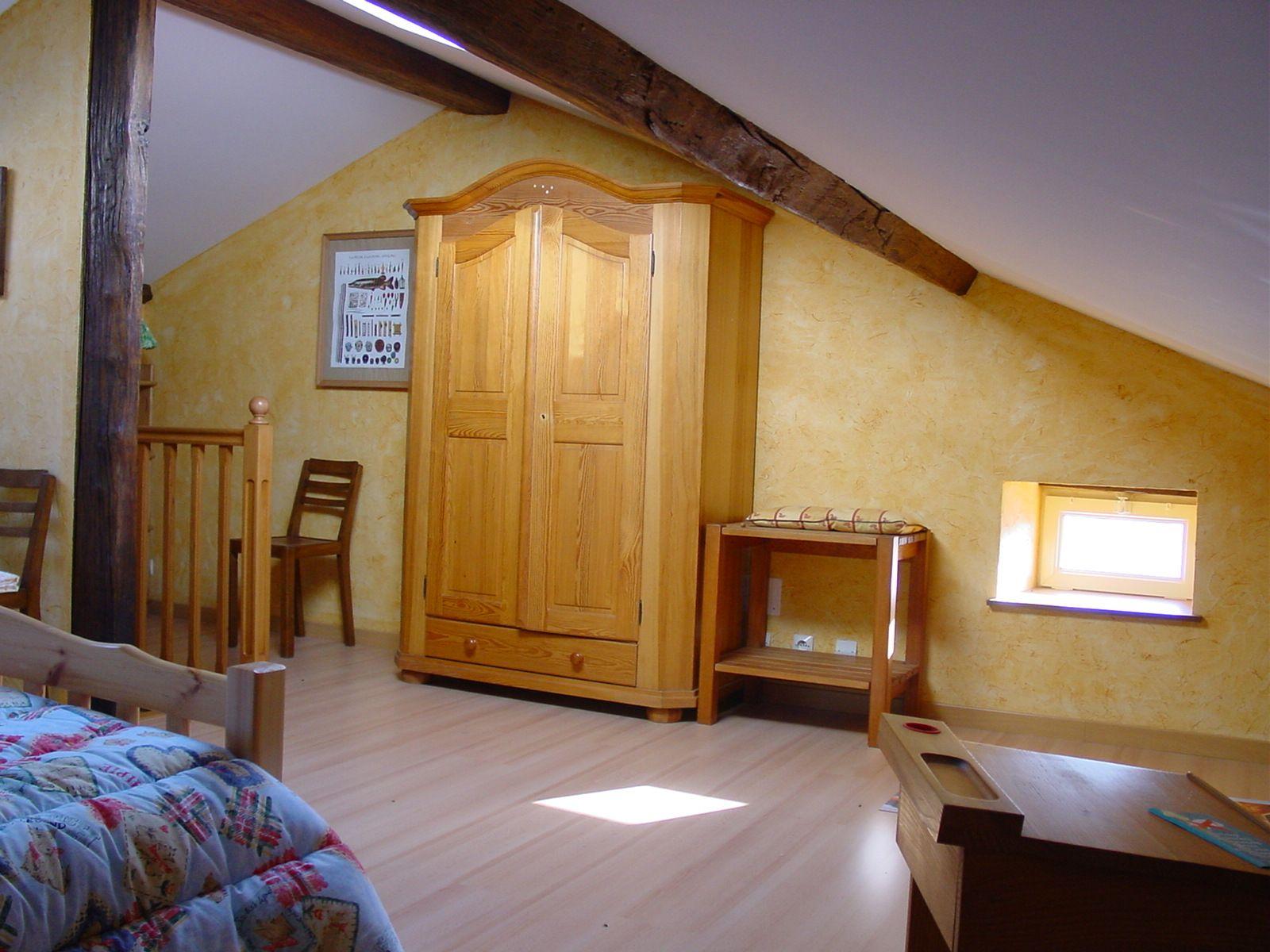 Chambre 2ème étage