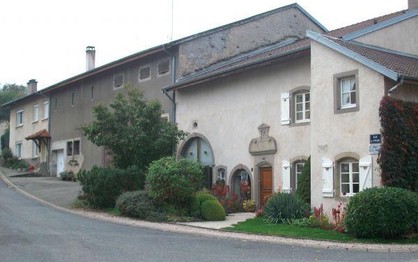 """Rue de l'église """"Maison du Peintre"""""""