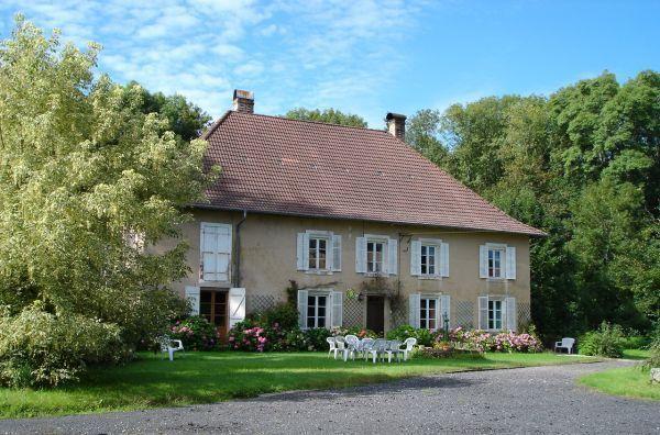 Gîte de la Forge 54540 Saint-Maurice-aux-Forges