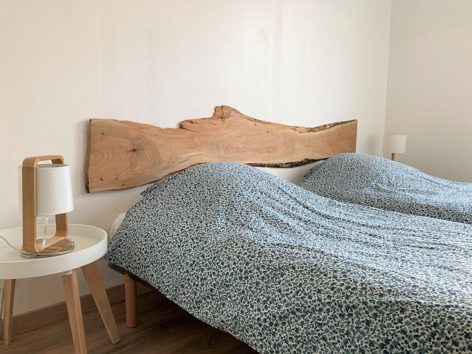 Chambre : 2 lits simples