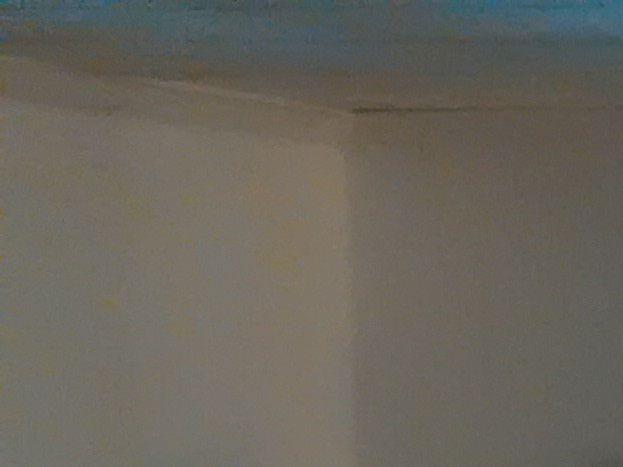 Lit futon à l'étage - annexe