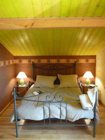 la chambre côté Longeau