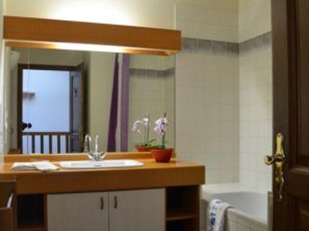 Salle de bains du gite