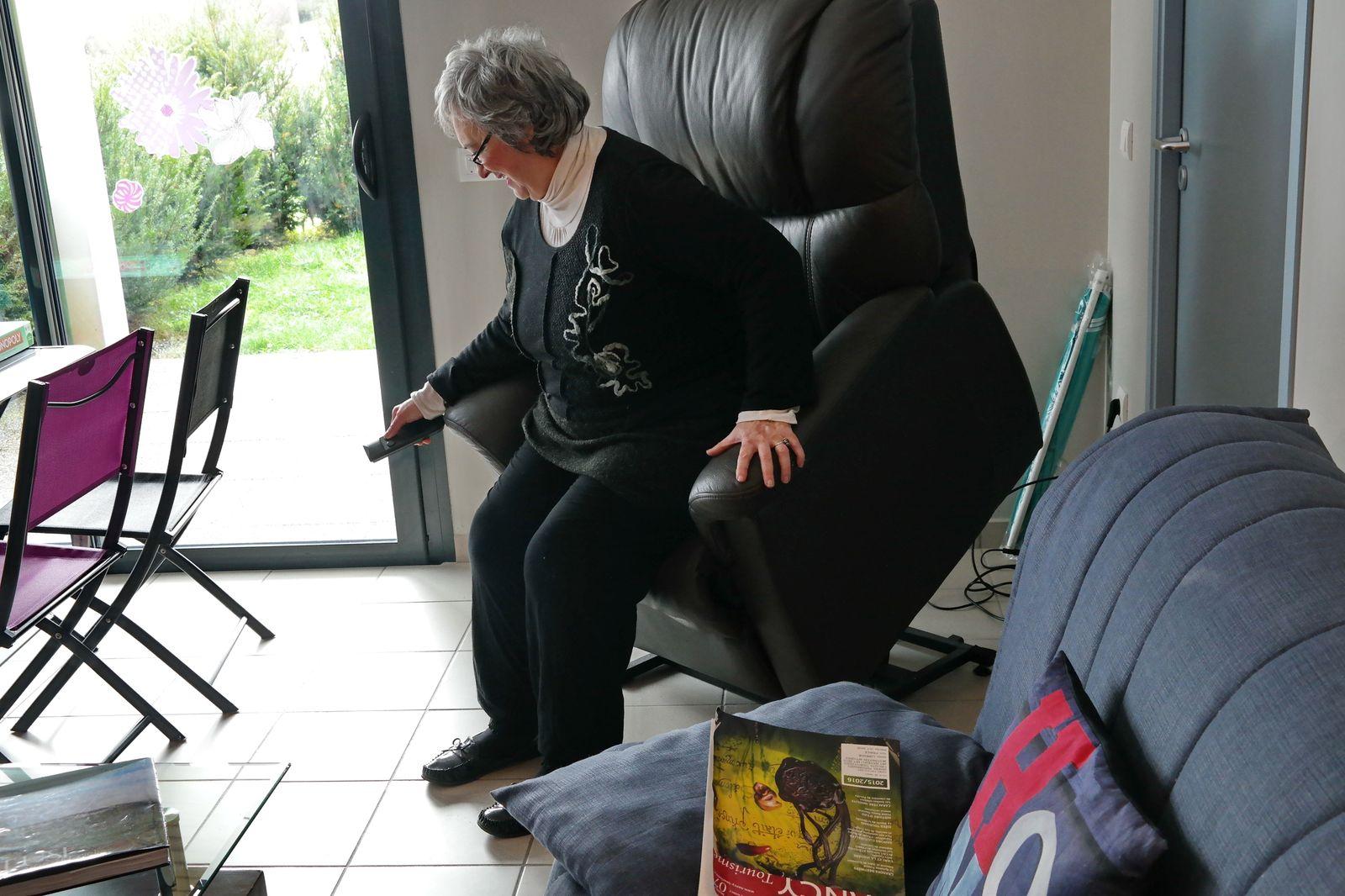 Accès et équipements pour personnes à mobilité réduite