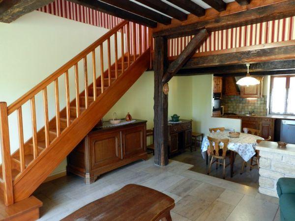 Escalier /accès chambres