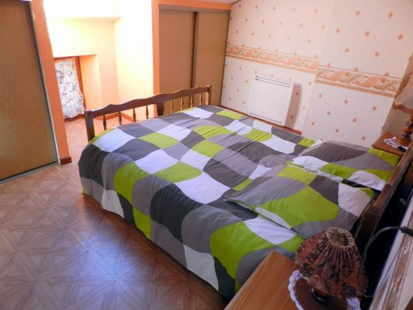 Chambre (1) lit 2 pers