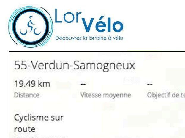Vélo voie verte le long de la Meuse