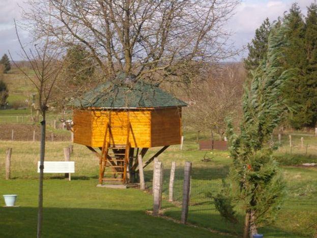 La cabane des petits et grands
