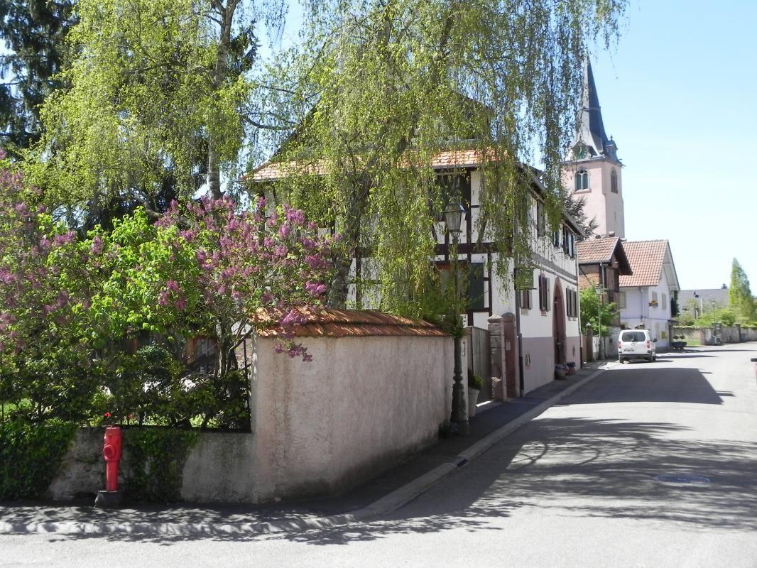 Maison des propriétaires rue de l'Eglise