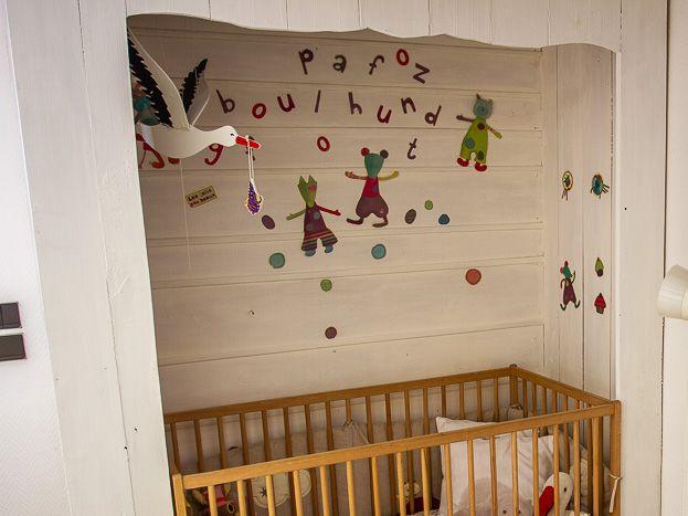 Le coin de  Bébé dans chambre 2