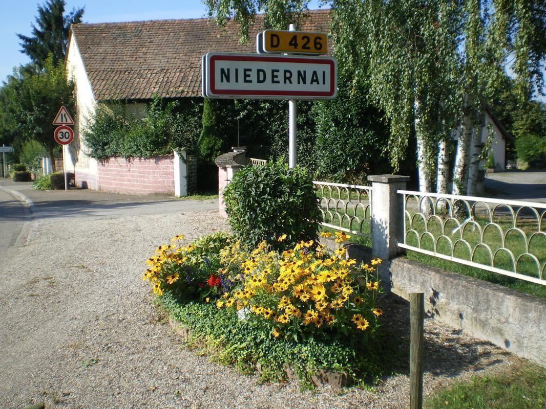 Entrée de Niedernai