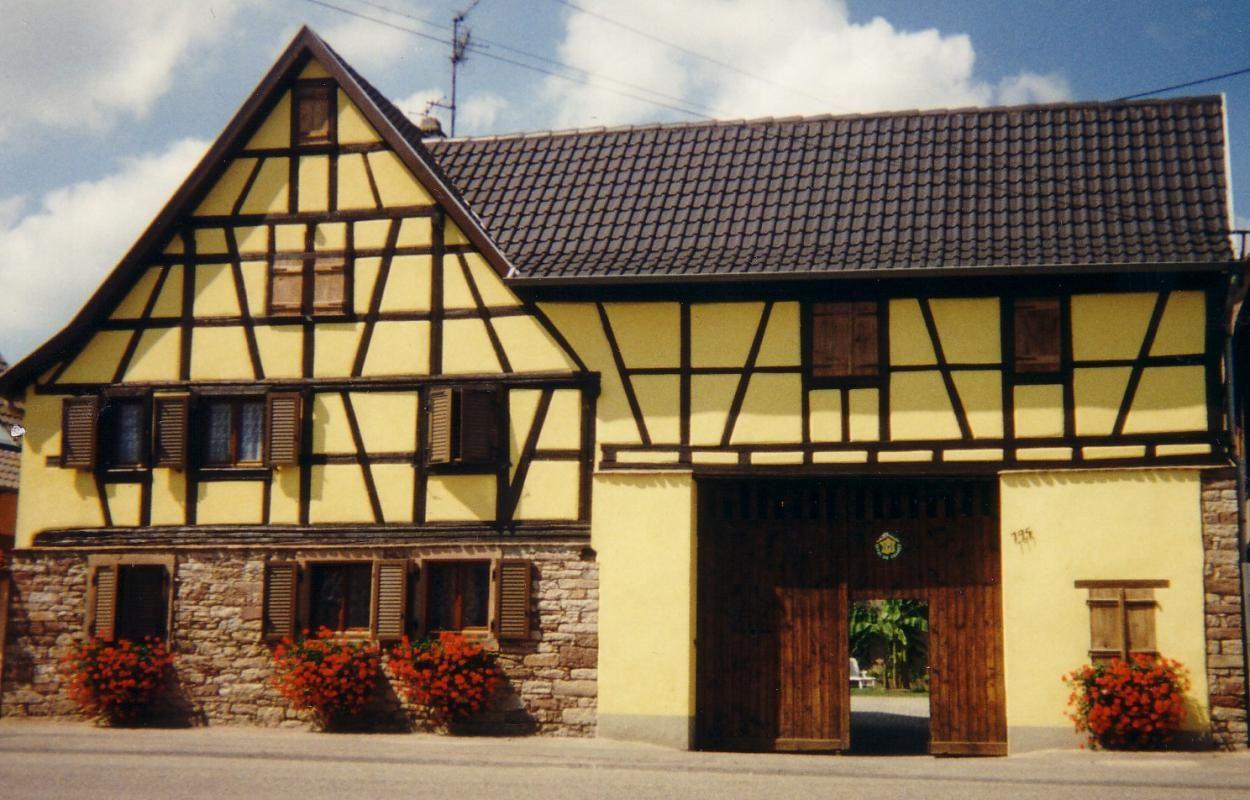 La maison de Marie-Jeanne