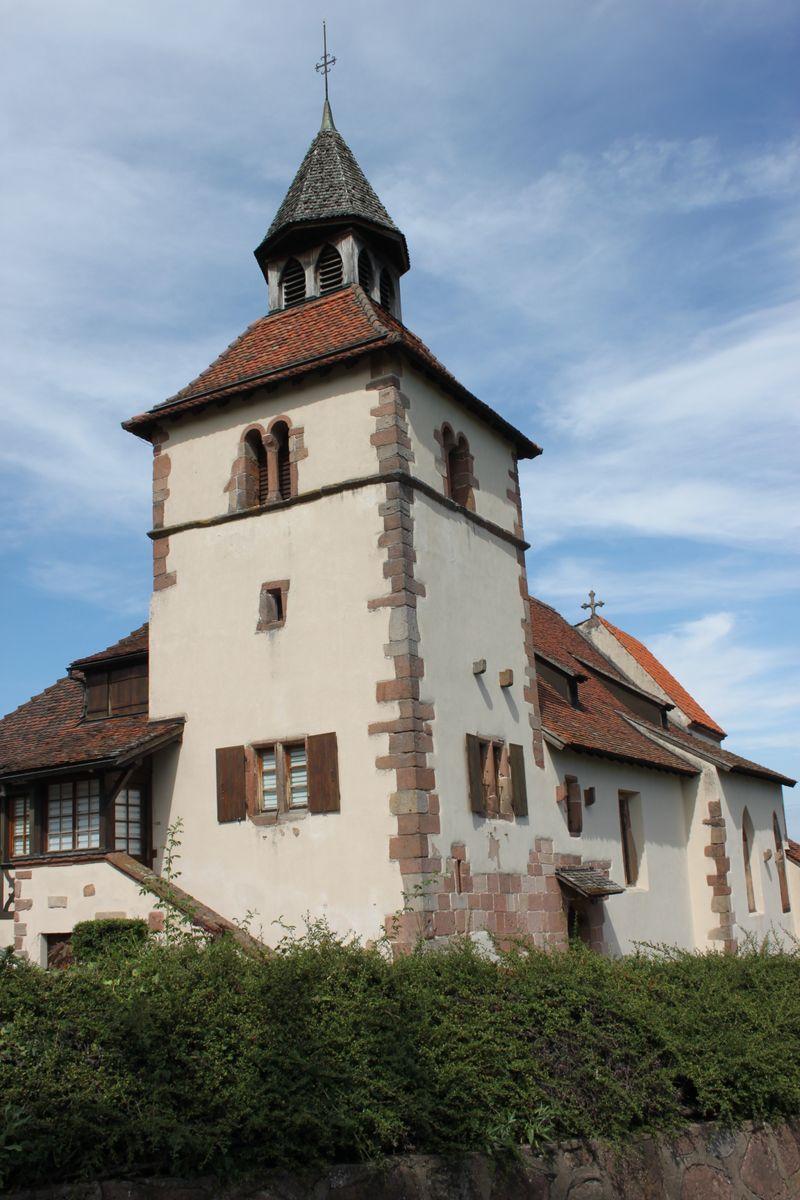 Chapelle St Sébastien - Dambach la Ville