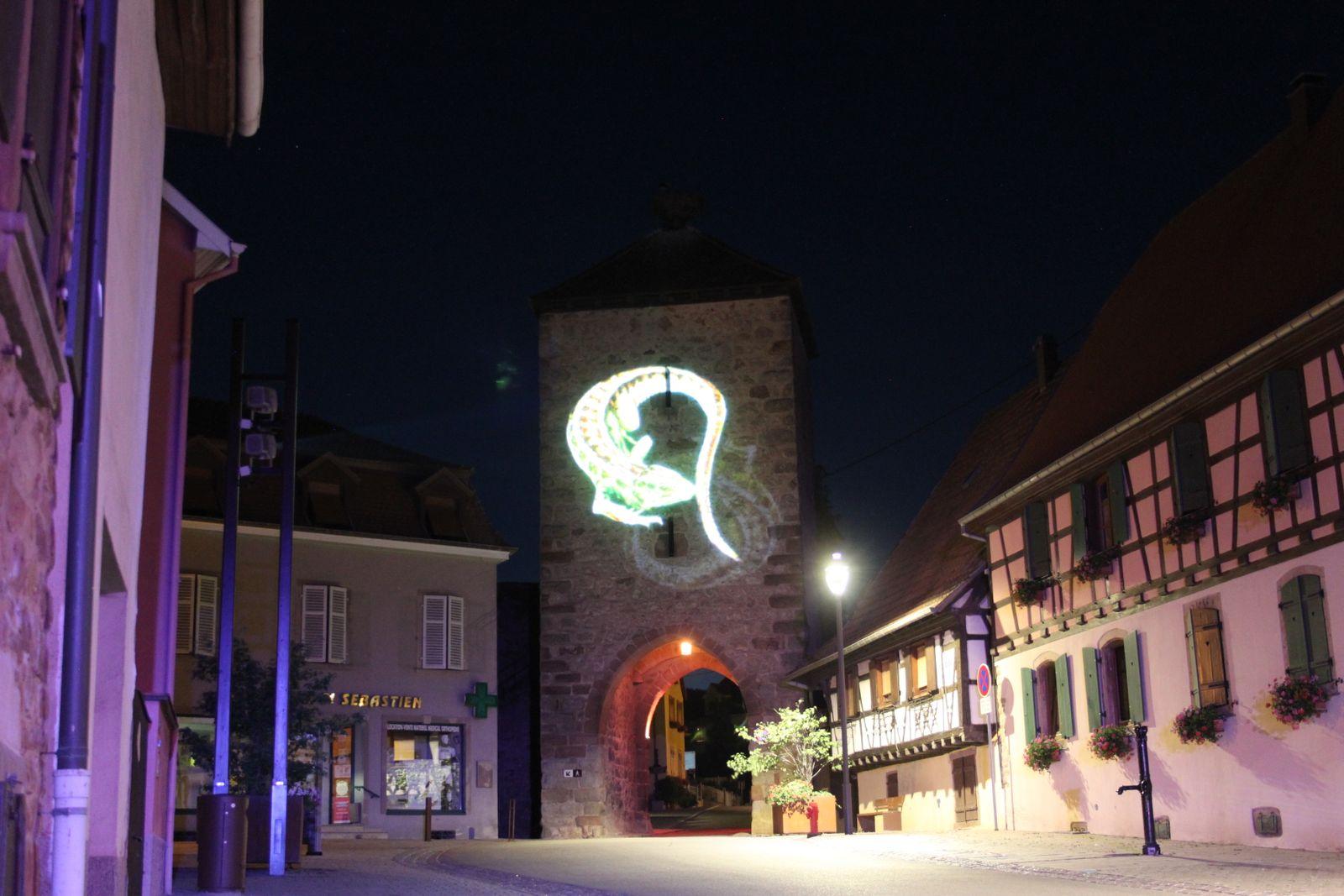 Porte de Blienschwiller à Dambach la Ville