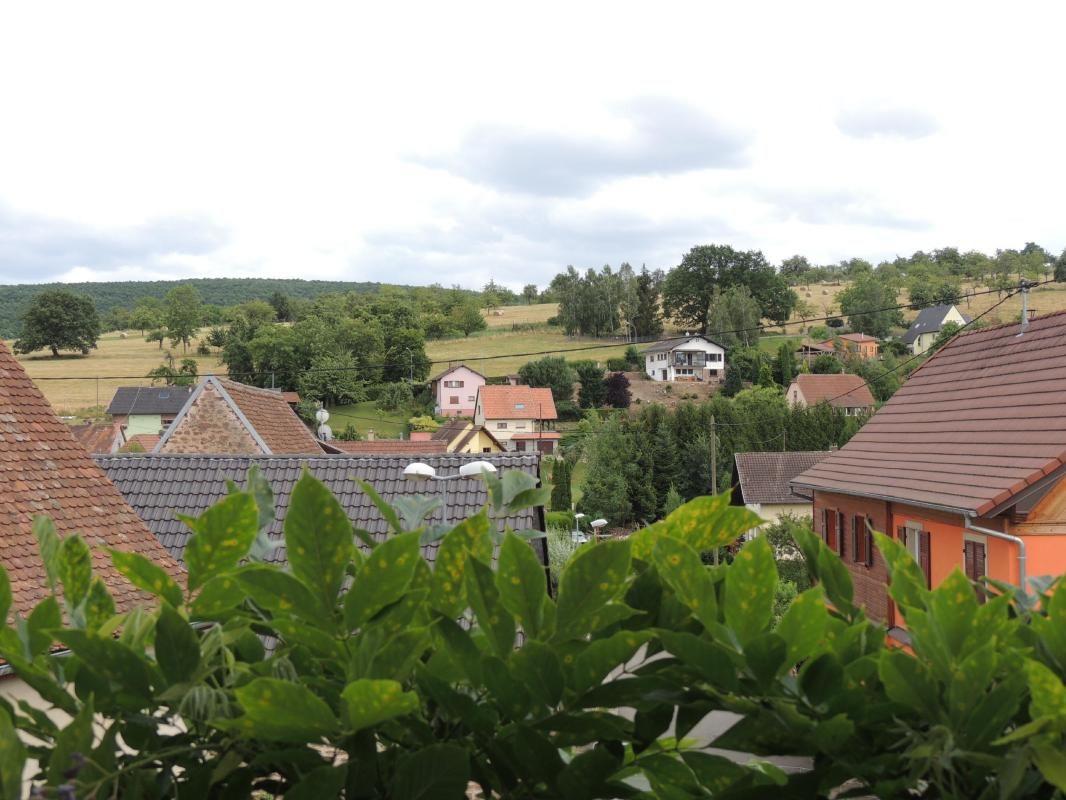 Vue sur le Kirchberg