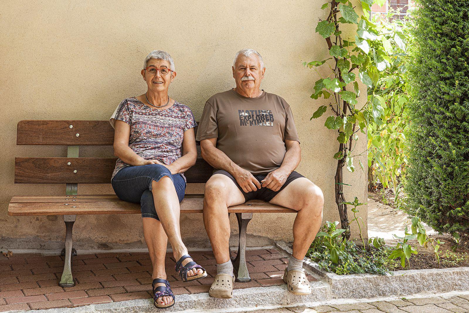 Anne-Lise & Guy vous accueillent avec grand plaisir