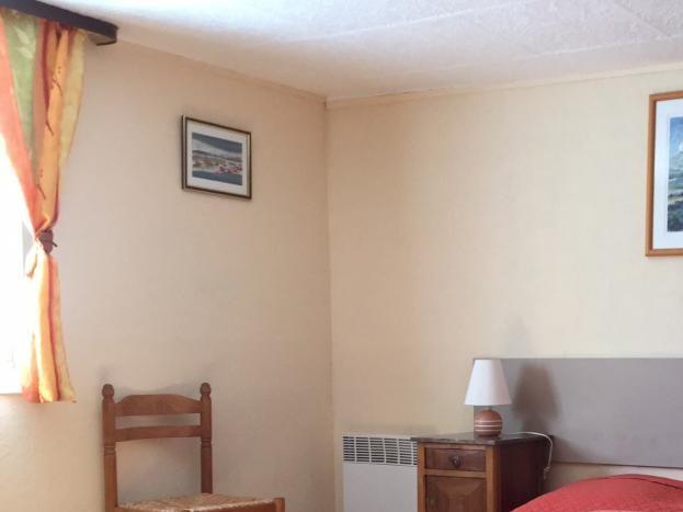 Chambre 2, côté Sud, Lit 140