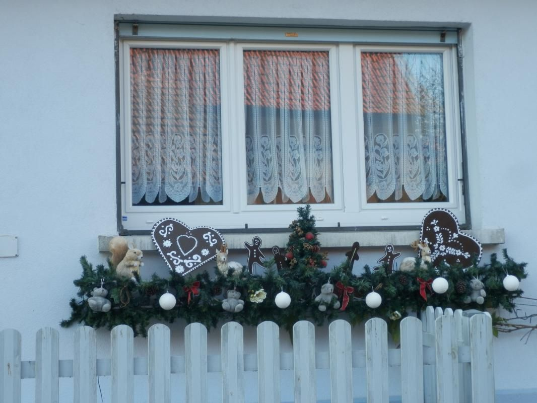 Les décoration de Noël