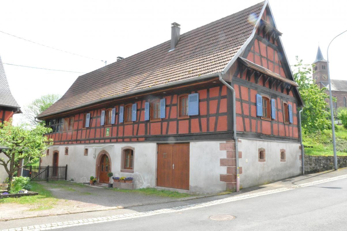 L'annexe du Moulin, pignon sur rue.