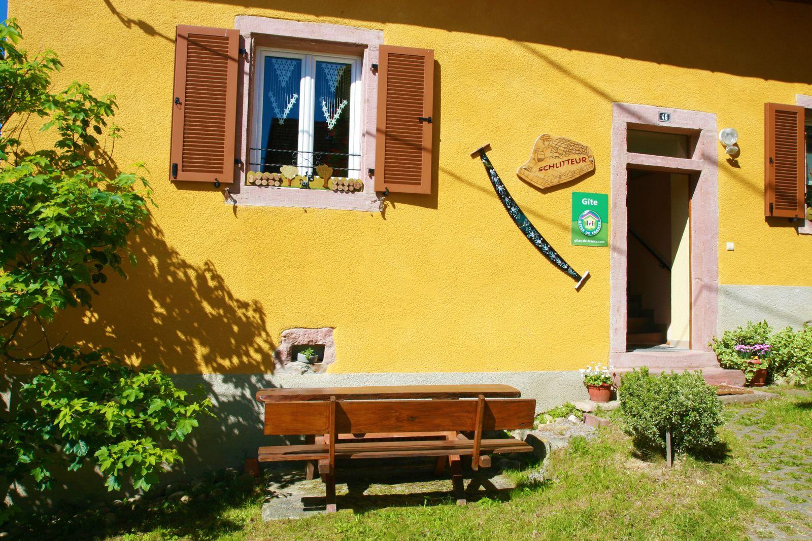 Location Gîte à Breitenbach Bas Rhin Gîtes De France Alsace Bas Rhin