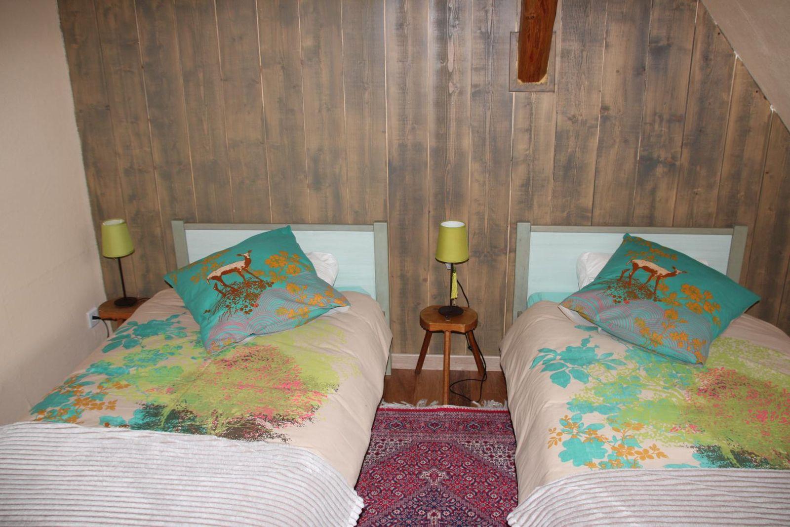 Chambre enfants (2 lits 200x90)