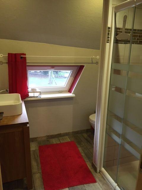 SB avec douche et WC