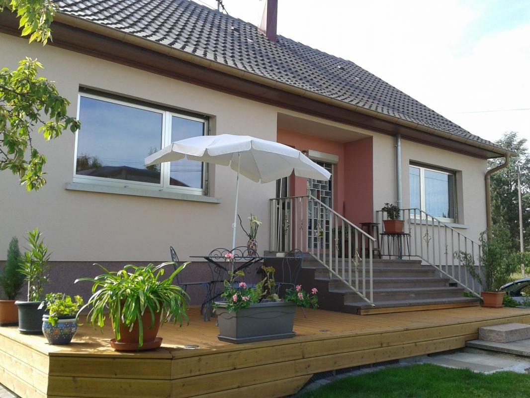 Location Gîte à PLOBSHEIM (Bas-Rhin) • Gîtes de France Alsace Bas-Rhin
