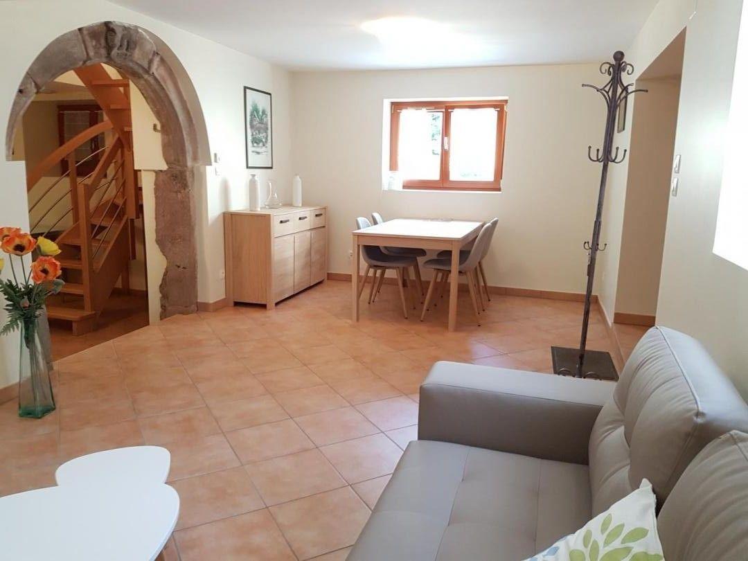 Salon, salle à manger, espace détente