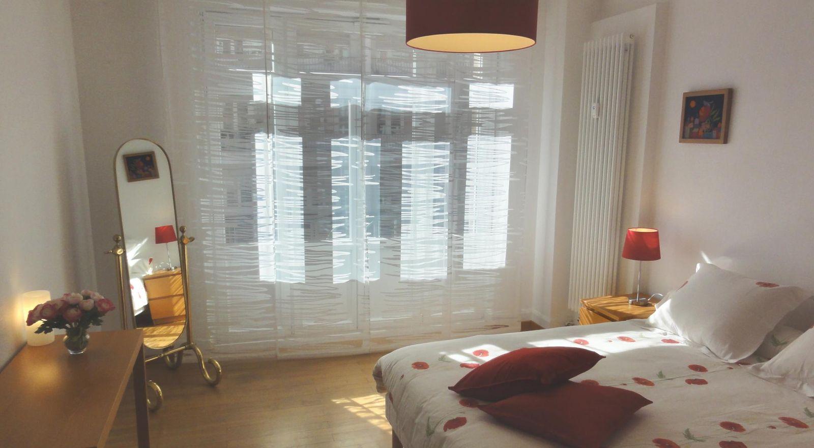 chambre 2 en version 1 lit à deux places
