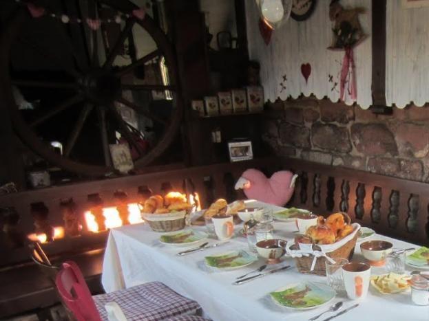 Table d'Hôtes (max 10/12 personnes)
