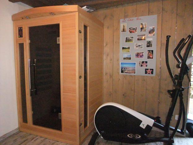 Et pourquoi pas un sauna?