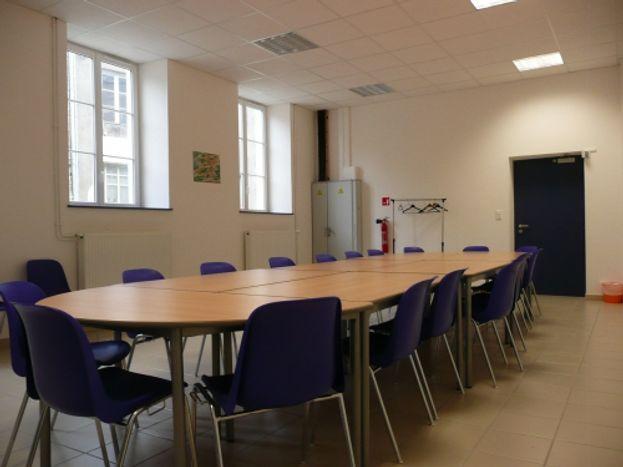 Salle de séminaire, gîte de groupe de Champlitte